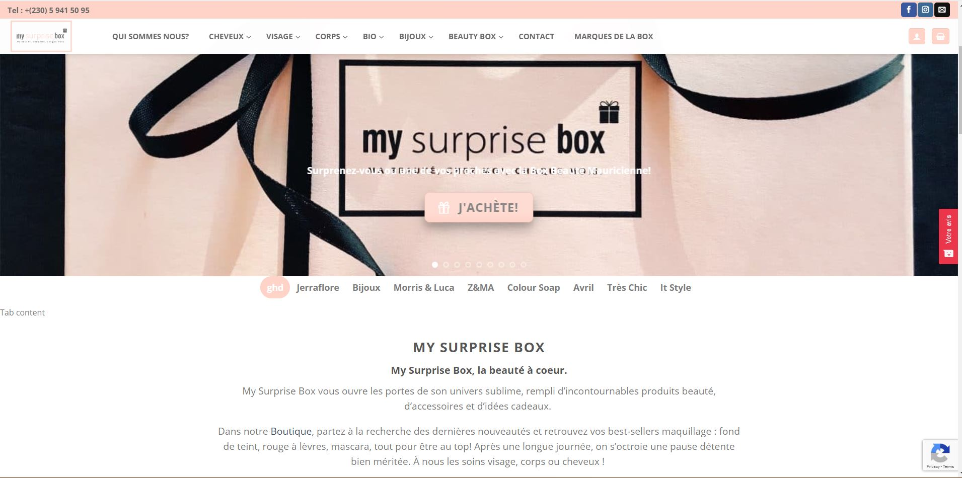 MySurpriseBox-Digital-Marketing-Mauritius-Ecommerce