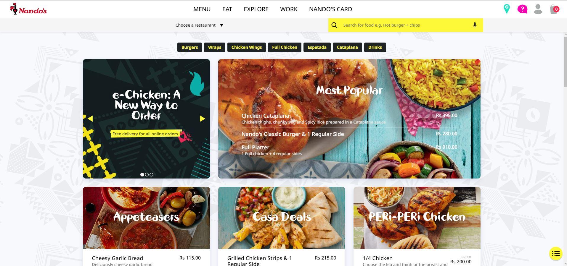 Nandos-Mauritius-Digital-Marketing-Mauritius-Ecommerce-Fast-Food
