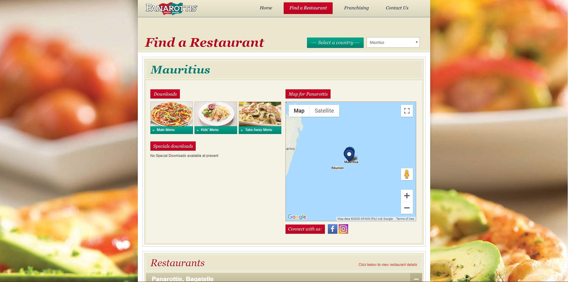 Panarottis-digital-marketing-mauritius-ecommerce