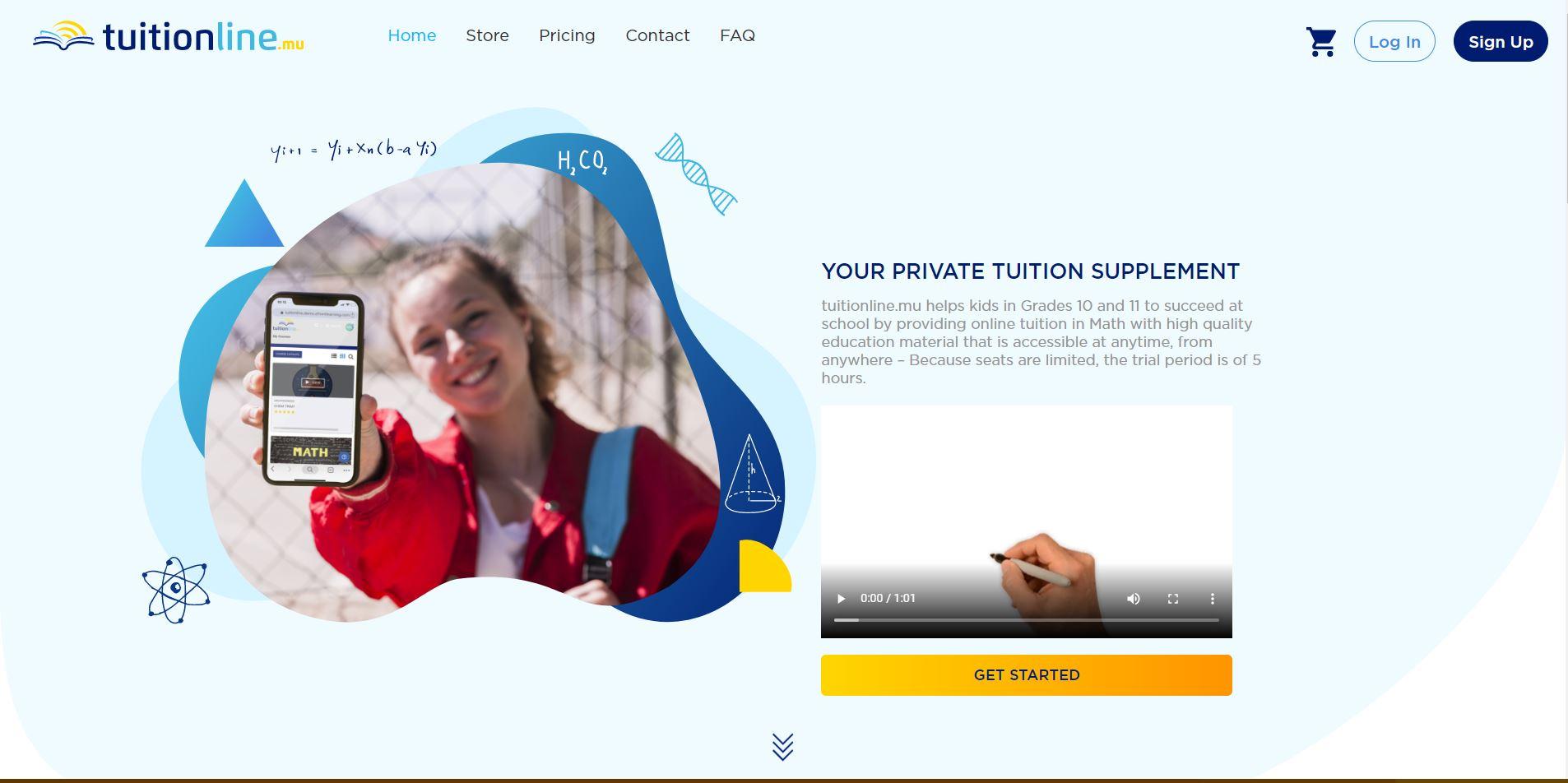 Tuition-Online-Digital-Marketing-Mauritius-E-commerce